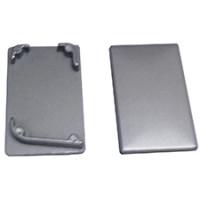 Alumínio Perfil Ponteira