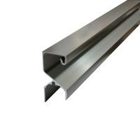 Alumínio Perfil  Inox 18